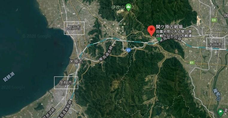 大垣マップ
